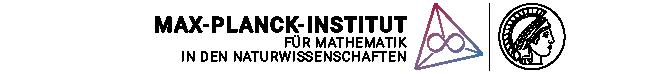 Logo Max-Planck-Institut für Mathematik in den Naturwissenschaften Leipzig